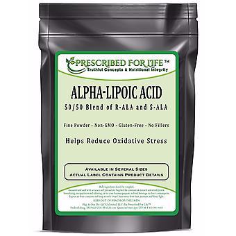 Alpha Lipoic Acid - 100% Pure Natural Powder - No Fillers