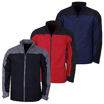 Callaway 2021 Mens Corporate Waterproof Golf Stretch Lightweight Jacket