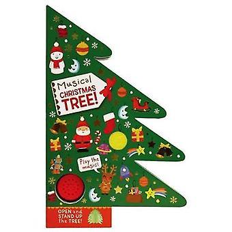 Musical Christmas Tree by Patricia Regan - 9780764168994 Book