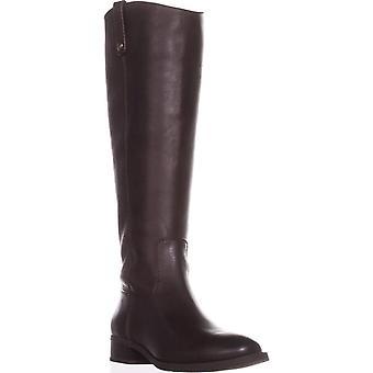 Les Concepts International INC Womens Fawn large en cuir de veau amande Toe Knee High...