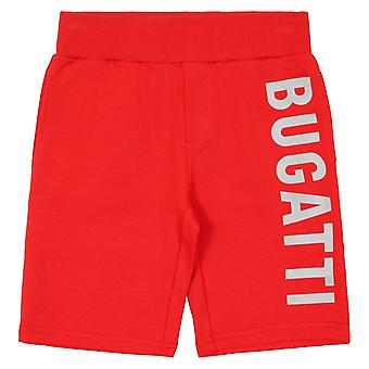 Bugatti Kids Bermuda Bricherasio Shorts, Red