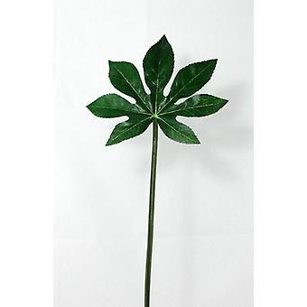Artificial Silk Aralia Leaf