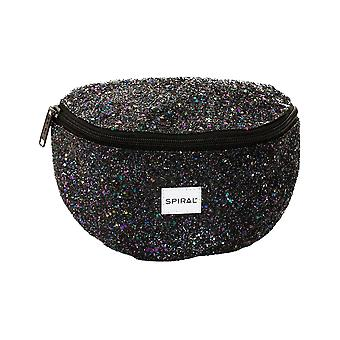 Spiral Midnight Stardust Bum Bag