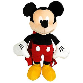 Plush Backpack - Disney - Micky Mouse Soft Doll New 284662