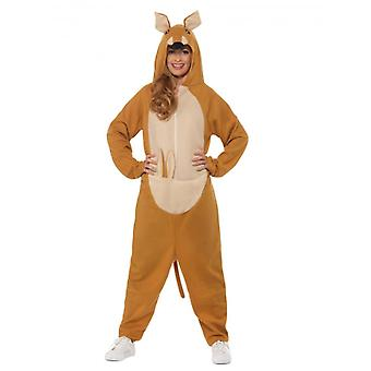 Kangaroo Costume, Party Animals Fancy Dress, Large