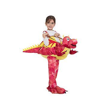 Bristol Novelty Childrens/Kids Step In Dragon Costume