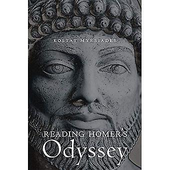 Het lezen van Homerus Odyssey