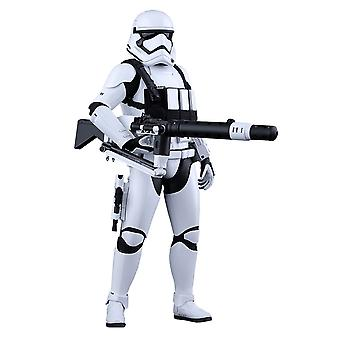 Tähtien sota Heavy Gunner Stormtrooper VII Awakens 12