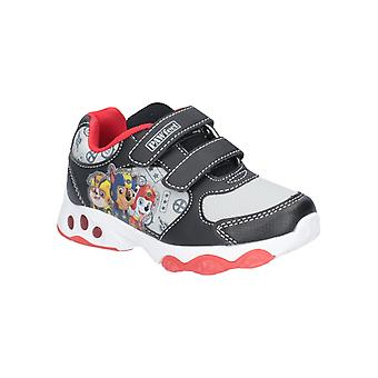 Leomil Kids Paw Patrol Chase Rubble and Marshall Lights Up Trainer