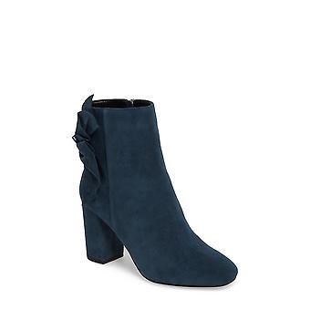 Avec Les Filles Womens Remi Suede Closed Toe Ankle Fashion Boots