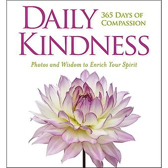 Daily kindness: 365 Days of Compassion 9781426218446
