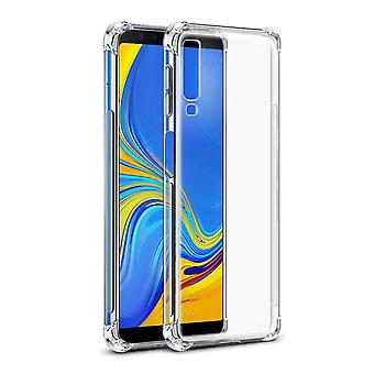 Samsung A8s Shockproof Case Transparent - Anti-Shock