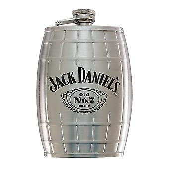 Jack Daniels Barrel 6 OZ Flask