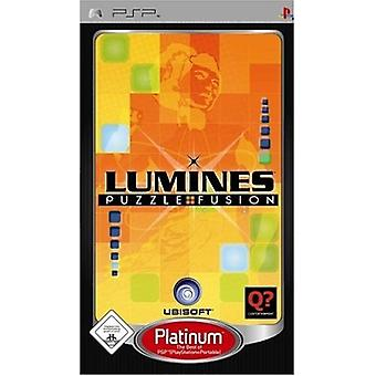 Lumines Platinum (PSP)-in de fabriek verzegeld