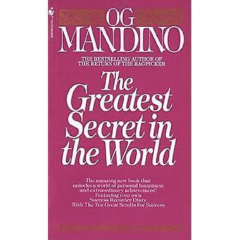 The Greatest Secret in the World by Og Mandino - 9780553280388 Book