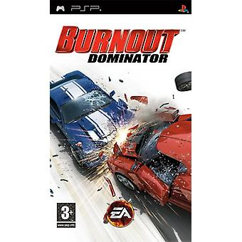 Burnout Dominator (PSP)-in de fabriek verzegeld