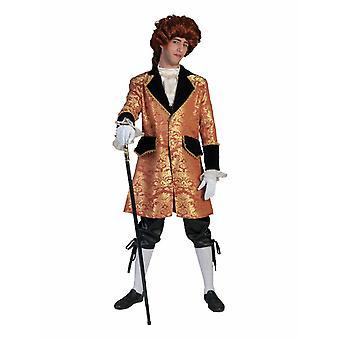 Barock Edelmann Herrenkostüm Marquis Baron Graf Herren Kostüm