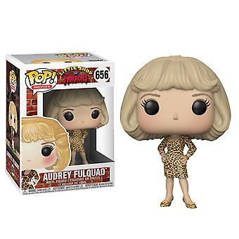 Little Shop of Horrors Audrey Fulquad Pop! Vinyl