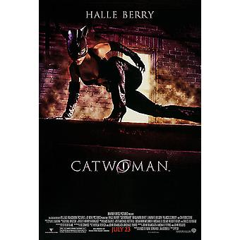 Catwoman (Double Sided Regular) (2004) Original Cinema Poster
