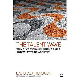 De talent Wave: waarom successie planning mislukt en wat te doen