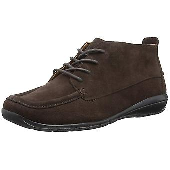 Easy Spirit Womens Adagio Leather Square Toe Ankle Fashion Boots