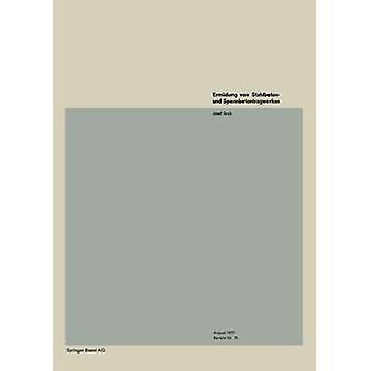 Ermdung von Stahlbeton und Spannbetontragwerken by GROB & J.