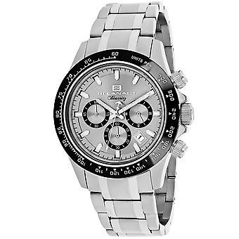 Oceanaut Men-apos;s Biarritz Silver Dial Watch - OC6110