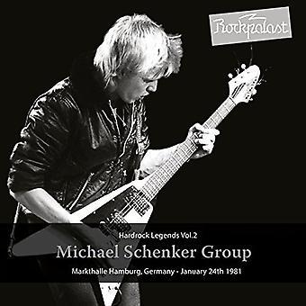 Michael Schenker - Hard Rock Legends 2: Markthalle 1981 [Vinyl] USA import