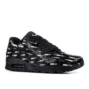 Nike Air Max 90 Premium Just Do It WhiteBlack 700155 103