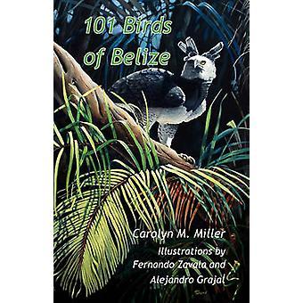 101 Birds of Belize by Miller & Carolyn M.