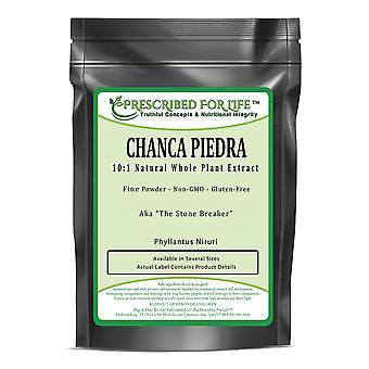 Chanca Piedra (Stone Breaker) - Natural Whole Plant 10:1 Extract Powder