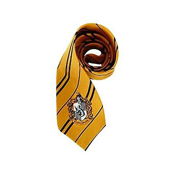 Harry Potter Mens/Boys Hufflepuff Tie
