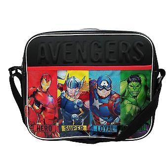 Children's Marvel Avengers Tobin Messenger Bag