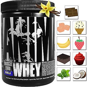 Universal Nutrition Animal Whey Isoler Loaded Protein Powder - 4 Portioner