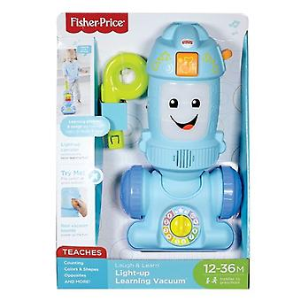 Fisher-Price Laugh and Learn Light-up Learning Vacuum