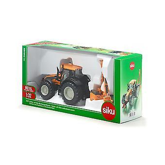 Siku Valtra Tractor & Kuhn Embankment Mower  1:32 3659
