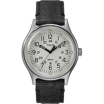 Timex MK1 Steel Military Style Fabric Mens Watch TW2R68300