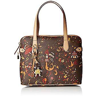 piero drive Vittoria Tote Bag Woman Brown (Moor's Head) 31x235x95 cm (W x H x L)