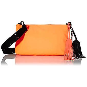 Marc Cain Shoulder Bag - Orange Women's Shoulder Bags (Neon Orange) 6x19x30 cm (B x H T)