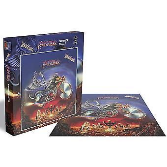 Judas Priest Painkiller 500 piece jigsaw puzzle 410mm x 410mm (ze)