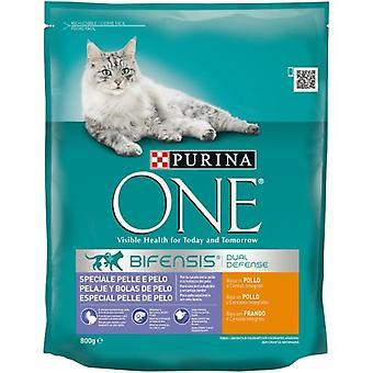 Pro Plan Pienso Coat y Hairball Gato Pollo (Cats , Cat Food , Dry Food)