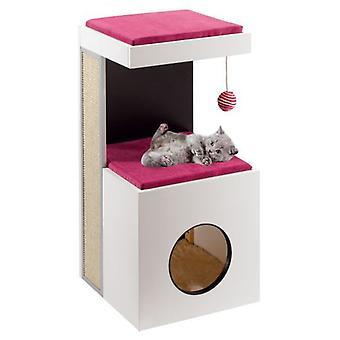 Ferplast katt träd Diablo (katter, leksaker, sängkläder, sprätta inlägg, sängar)