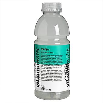 Vitamin Water Multi V-( 591 Ml X 12 Bouteilles )