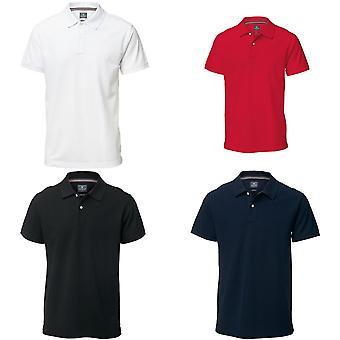 Nimbus Mens Yale Short Sleeve Polo Shirt