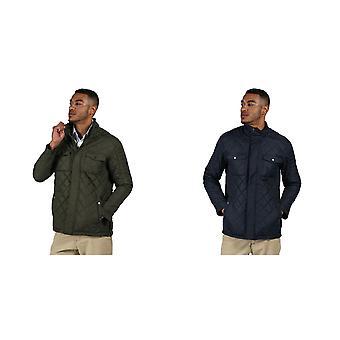 Regatta Mens Lleyton Quilted Jacket