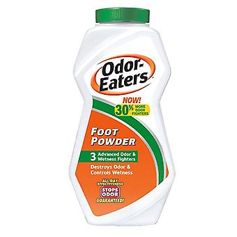 Odor-eaters foot powder, 6 oz
