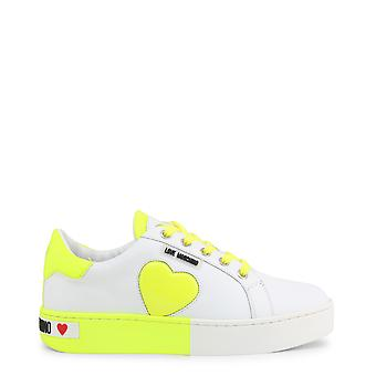 Love Moschino Original Women Spring/Summer Sneakers White Color - 72847