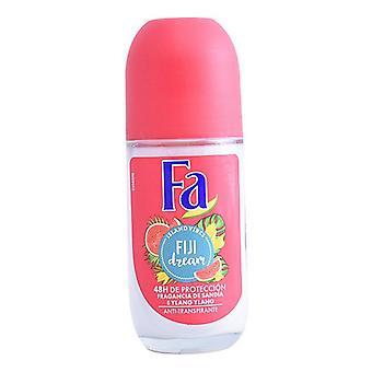 Roll-On Deodorant Fiji Dream Fa (50 ml)