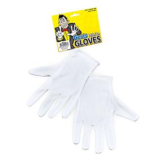 Gloves. White Magicians
