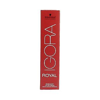 Schwarzkopf Igora Royal 60ml 9-98 Extra Light Blonde Intensive Violet Red